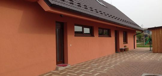 Zateplenie rodinného domu Pezinok
