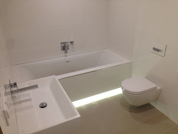 Rekonštrukcia kúpeľne Penizok
